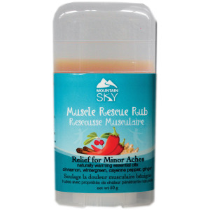 Muscle Rescue Rub Body Butter