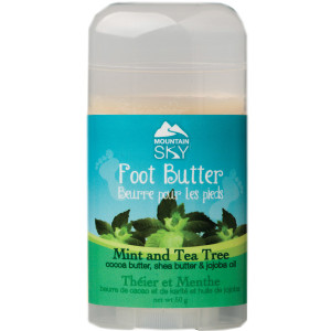 Tea Tree Mint Foot Butter