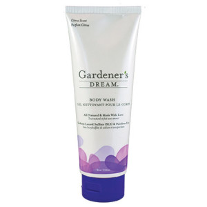Gardener's Dream Body Wash Citrus Scent
