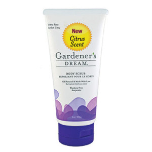 Gardener's Dream Body Scrub Signature Scent